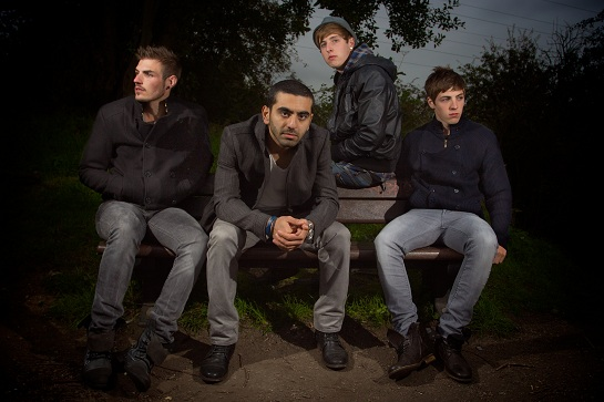 The Hordes: Leicester, UK based indie-rock band on R&R World from E104 of ArenaCast