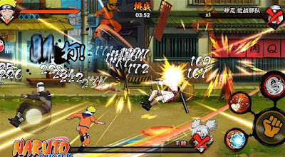 Download Naruto Mobile Fighter