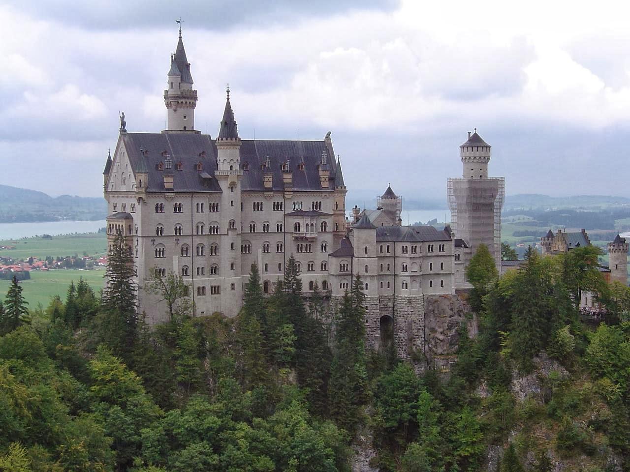 Castillo de Neuschwanstein, Munich