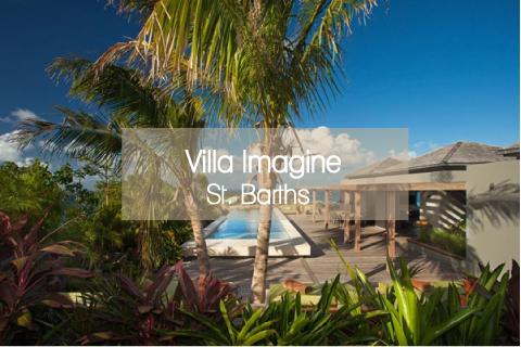 Villa Imagie St Barths