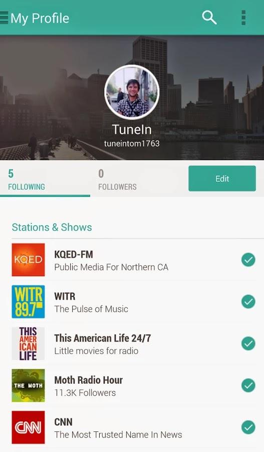 TuneIn Radio Pro v12.6 Apk