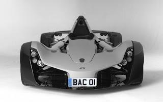 mono sports car
