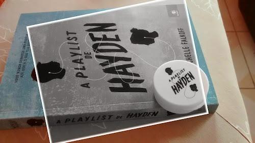 Resenha: A Playlist de Hayden, de Michelle Falkoff (por Marielle Cardoso)