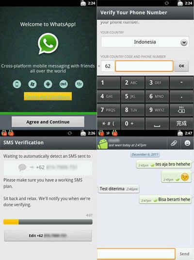 mungkin kalian sudah mendengar kata whatsapp yupss whatsapp adalah