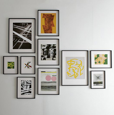 belle maison: Reader Giveaway! Win Art + a New Frame from West Elm ...