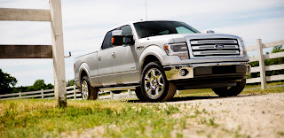 2013 Ford F-150 debuts with slight enhancements