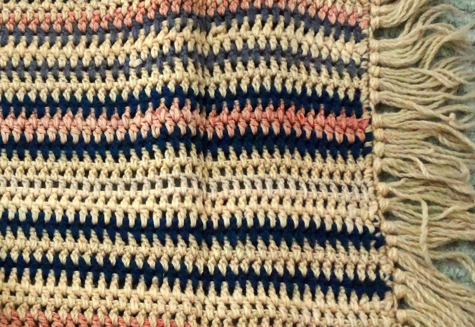 Bordados ganchillo y punto alfombras de ganchillo - Alfombras rusticas ...