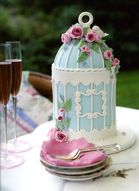 The Wedding Blog Designer Peggy Porschen Cakes
