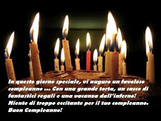 Sehr Joyeux anniversaire: Joyeux anniversaire en italien CM69