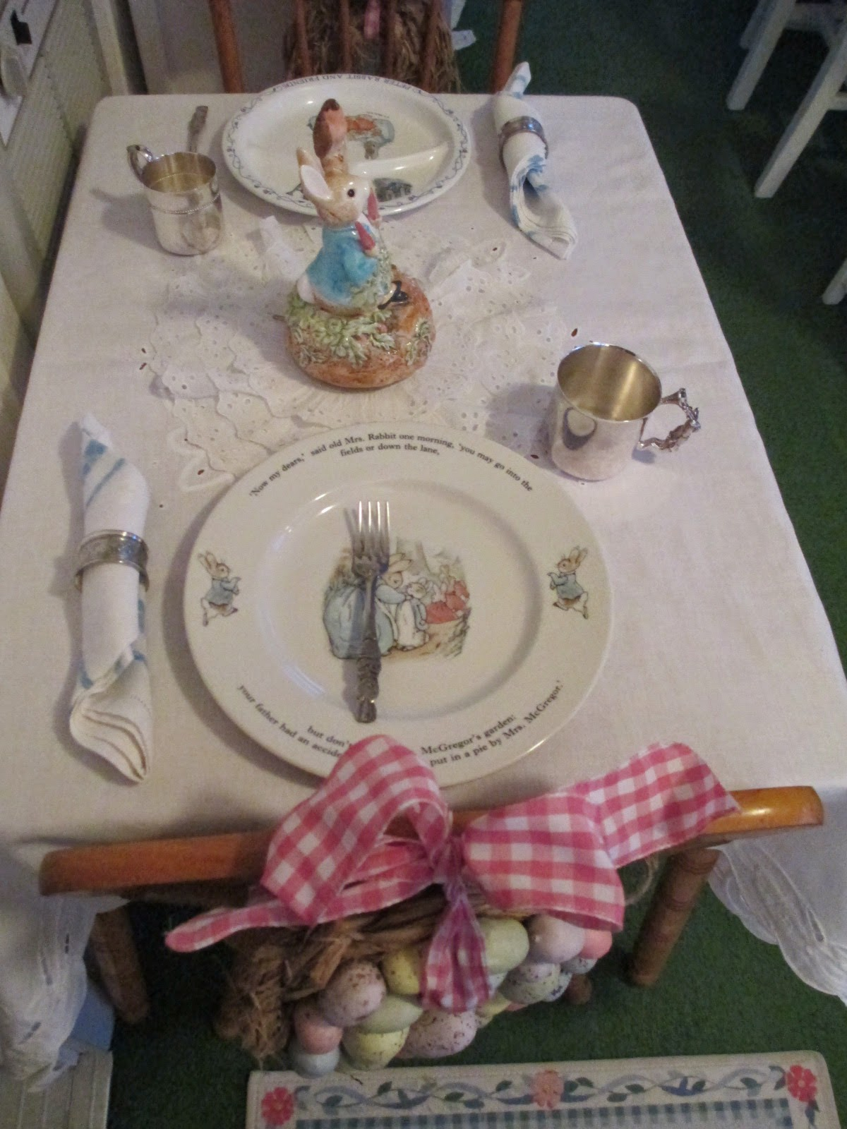 A Children's Table