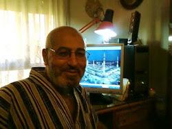 ISLAM ALCORCON...presidente com. islamica