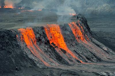 Expedicion al crater del volcan Nyiragongo - 7