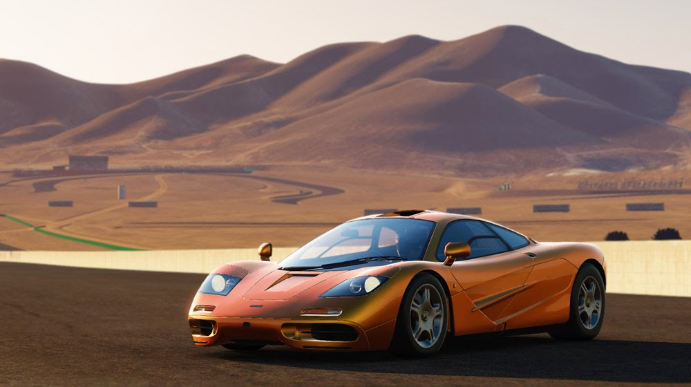 Project Cars Videos Mclaren F1