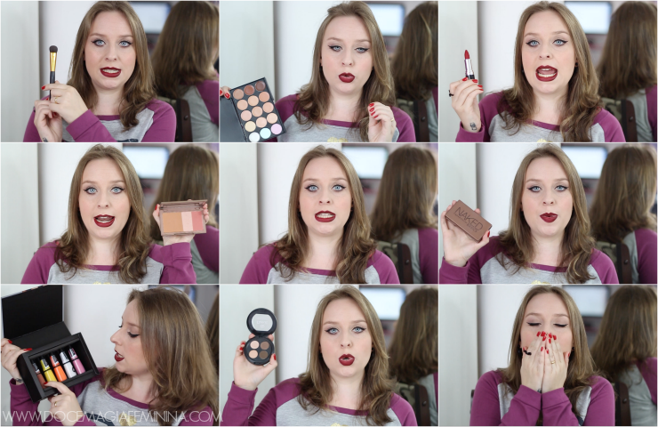 top 10 produtos de maquiagem