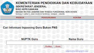 http://sdm.kemdikbud.go.id:8080/ropeg-info/index.php?menu=1&submn=3 cek sk penyetaraan guru non pns