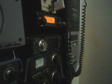 Yaesu FT 2200 e Acoplador Kenwood AT 180