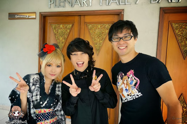 T.M.Revolution in Indonesia