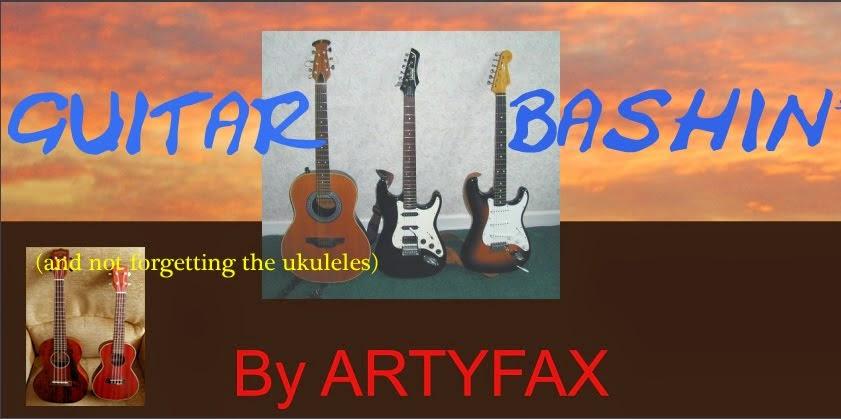 guitar bashin'