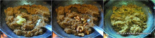 How to make Thiruvathirai Kali Step4