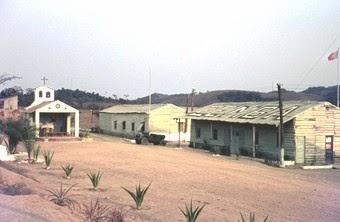 Capela, Posto de Comando e Messe de Oficiais