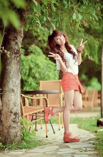Album ảnh đẹp girl xinh Việt Nam - Ảnh 13