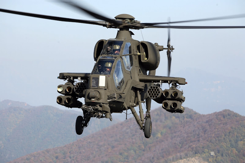 AW129 Multirole Combat Helicopter