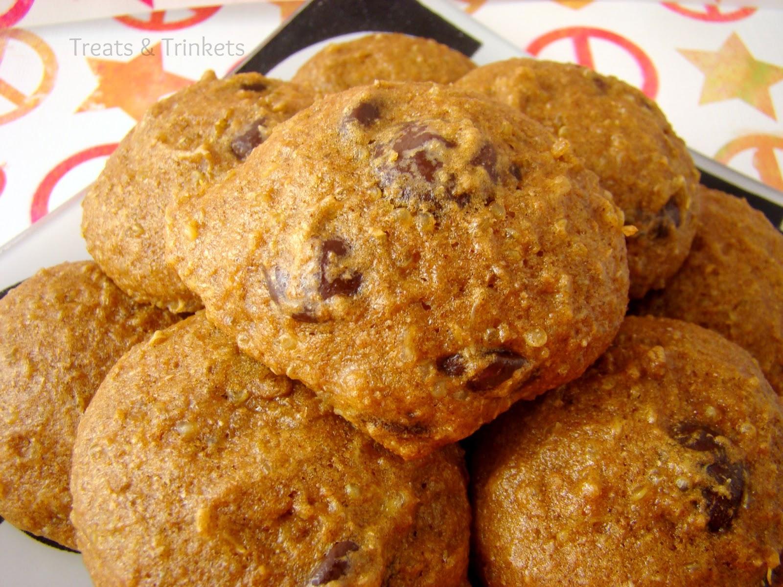 Quinoa Breakfast Cookies {Printable Version}