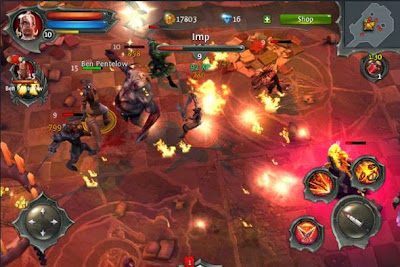 Download Latest Dungeon Hunter 5 Mod Apk