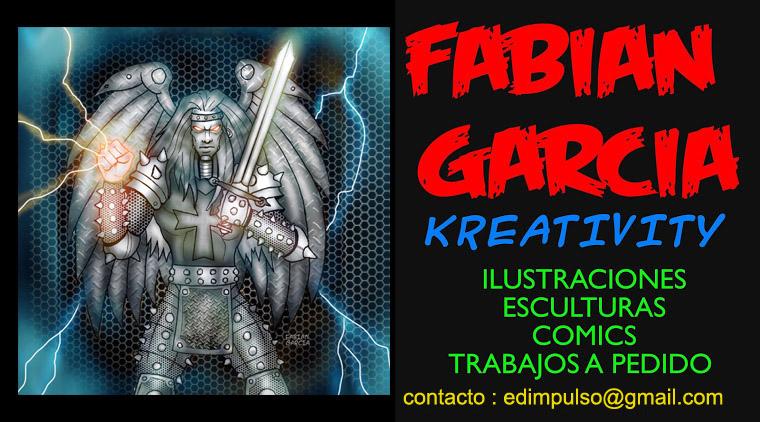 FABIAN GARCIA - kreativity