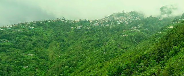 Darjeeling - During Monsoon (June-July)