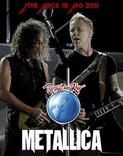 Assitir Metallica – Rock In Rio
