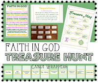 Faith In God Treasure Hunt