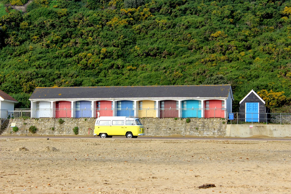 perfect day, english weather, awesome day, yellow van, todaymyway.com