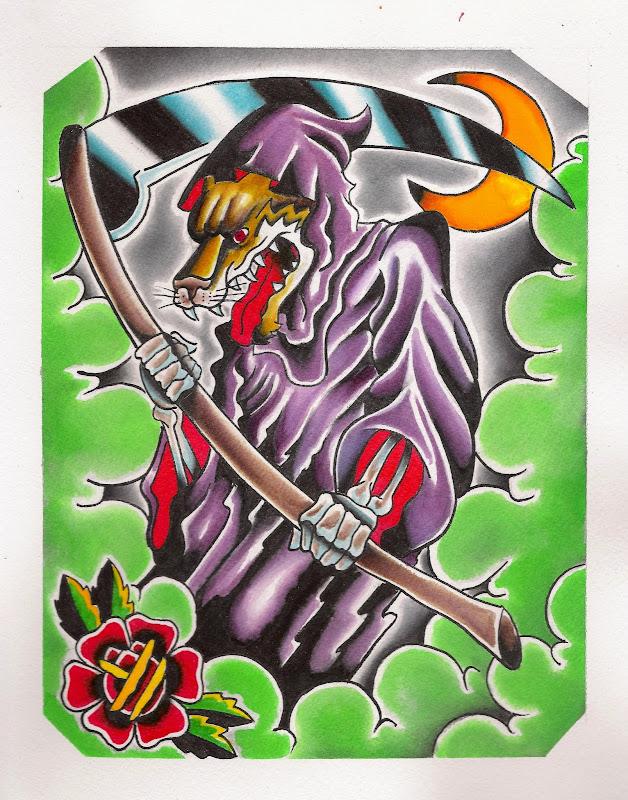 Jaimie13 Art of Doom title=