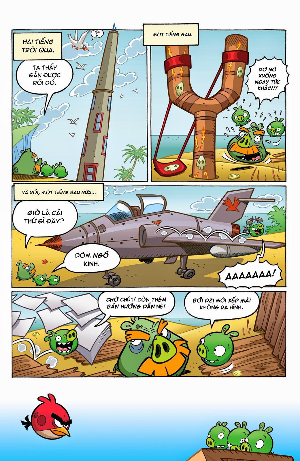ANGRY BIRDS trang 19