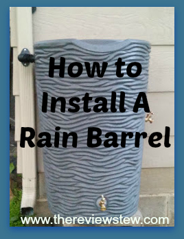 How to Install a Rain Barrel