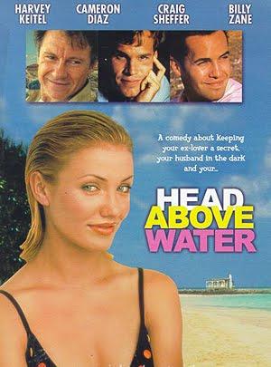 Kopf über Wasser