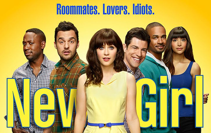 New Girl - Season 4 - Promotional Poster