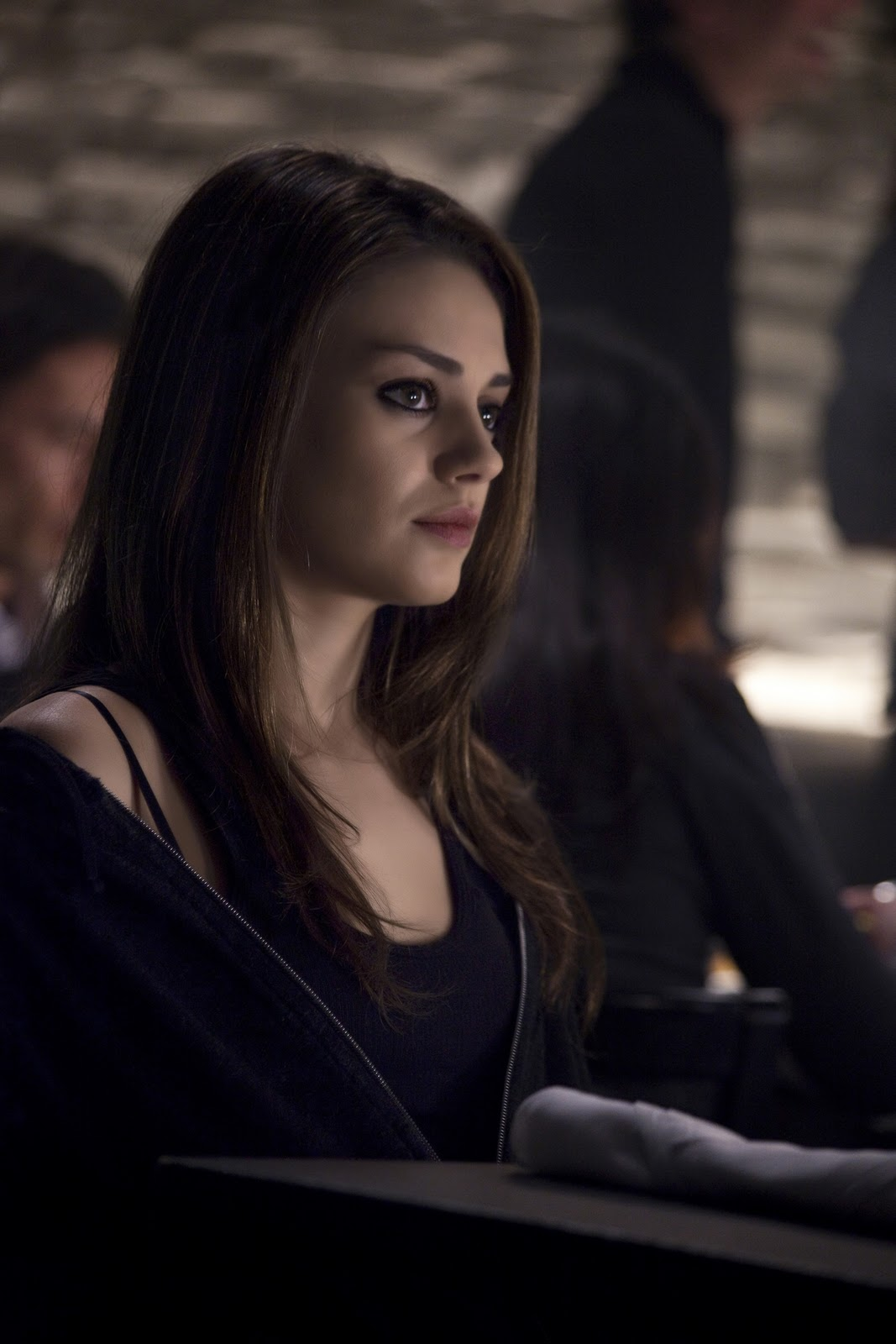 Mila Kunis awakens Natalie Portman's Virginal Role in ... Mila Kunis Movies
