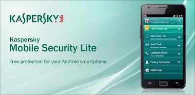 تحميل تطبيق كاسبر سكاى للحماية من الفيروسات ومنع سرقة جهازك للاندرويد Kaspersky Mobile Security Lite9.36.28.apk