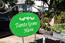 Tante Grøns sensommerhave