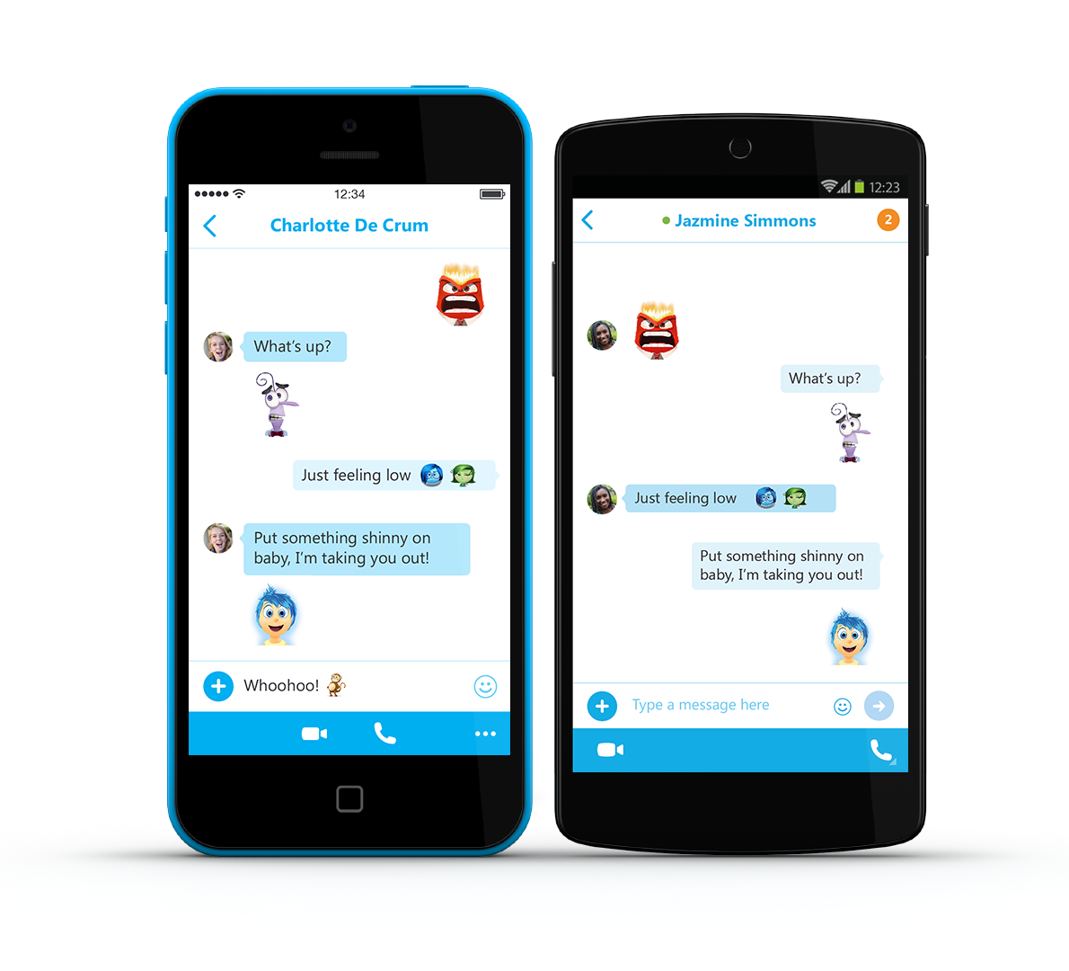 Skype Hidden Emoticons Captain America - Some hidden skype emoticons youtube now that inside out is in theaters skype has released