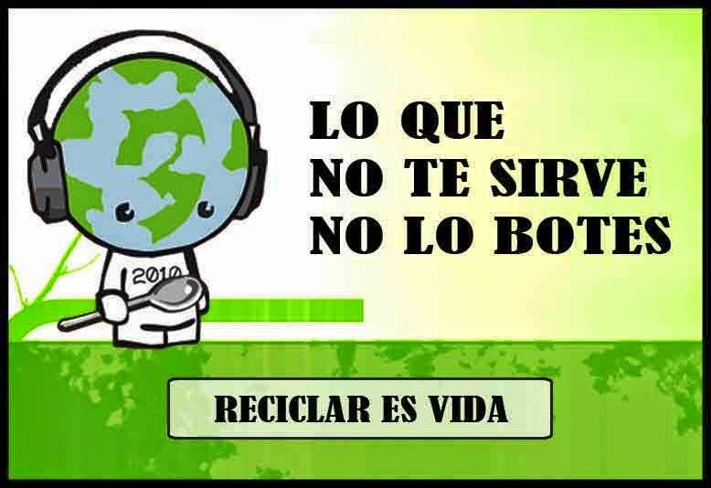 El Mundo Mgico del Verde Las 3 R Reducir Reutilizar Reciclar