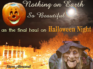 Halloween night quote and sayings