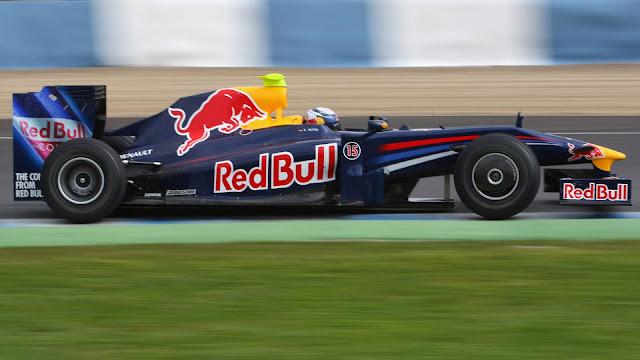 Red Bull, el patrocinador más conocido de la F1