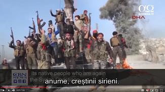 Alfa Omega TV: Creștinii prinși în schimbul de focuri. Urmează un nou genocid?