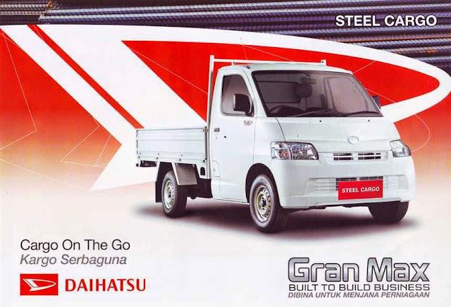 Daihatsu Gran Max - Cargo