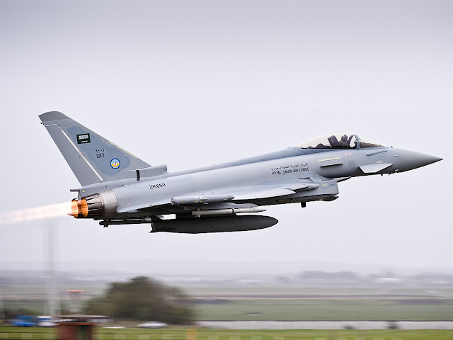 Saudi Eurofighter Typhoon