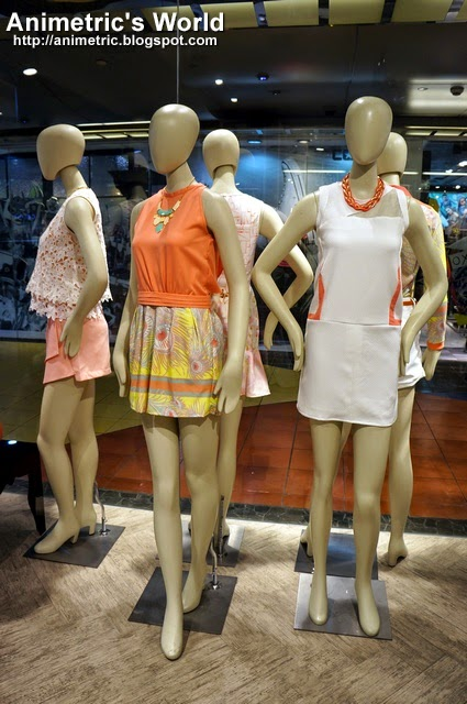 Plains and Prints Spring Summer 2015 Collection