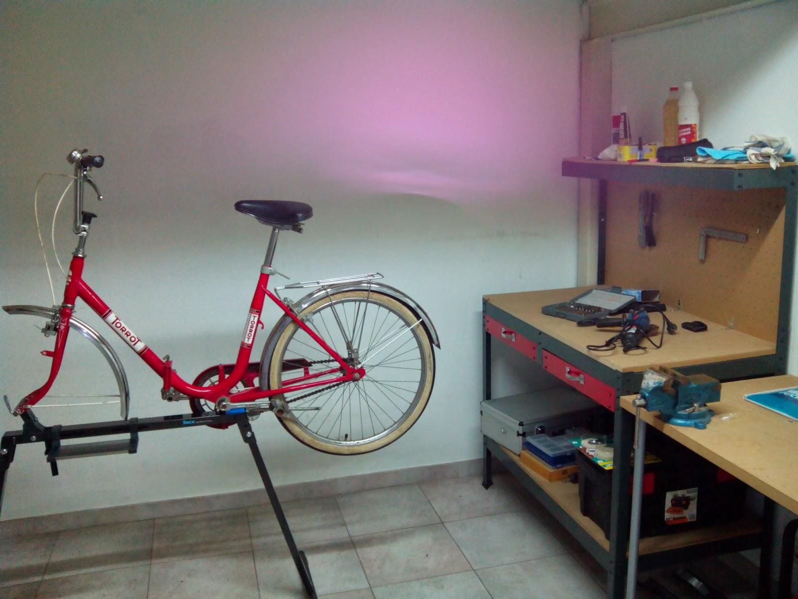Escalando mas que pedaleando esc kped restaurando la - La bici azul ...